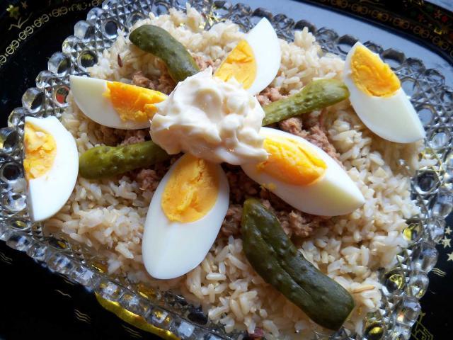 salatka ztunczyka - skladniki natalerzu