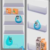 wilgoć w lodówce