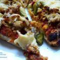 Pizza zpasztetem teściowej